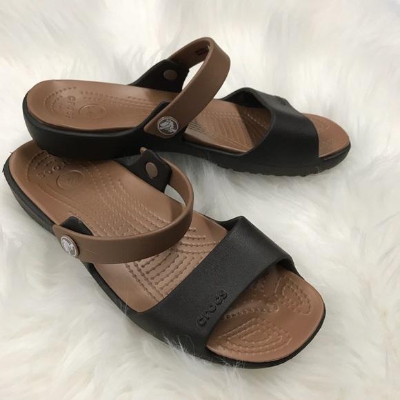 dac5cdabfe1e9 CROCS Shoes - Crocs Double Strap Slide Sandals
